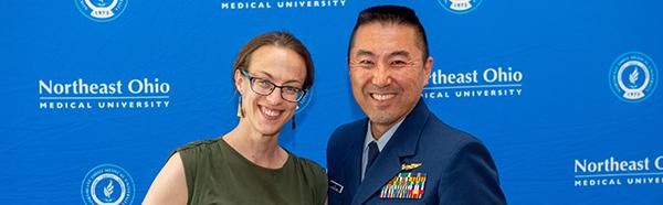 Kate Joyce, College of Medicine graduate