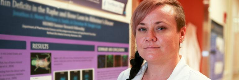 Christine Crish, Ph.D.