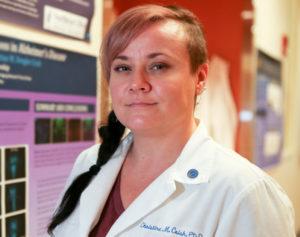 Christine Dengler-Crish, Ph. D.