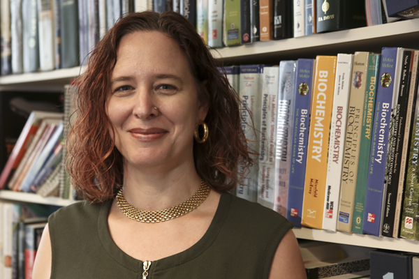 Vanessa Fitsanakis, Ph.D.