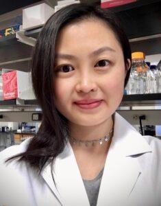 headshot of Xinwen Wang