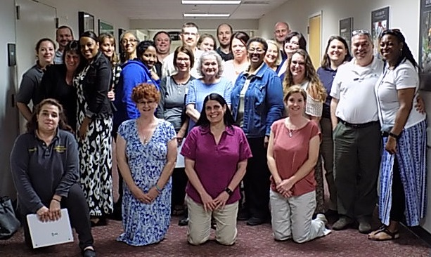 May 18, 2017 Dispatcher/Call-Taker Training of CIT Trainers Participants