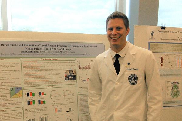Scott Coberly, Pharm.D. candidate