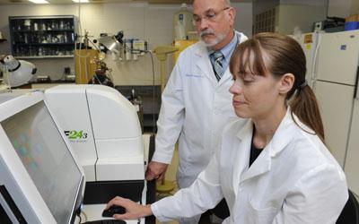 Dr. Chilian lab