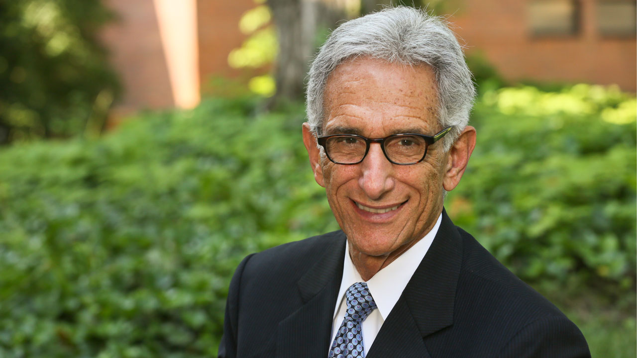 President Jay A. Gershen, D.D.S., Ph.D.