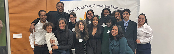 Underrepresented Minority Students Gather for Second Annual City-Wide Mixer