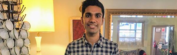 Varun Gopinath , College of Medicine student