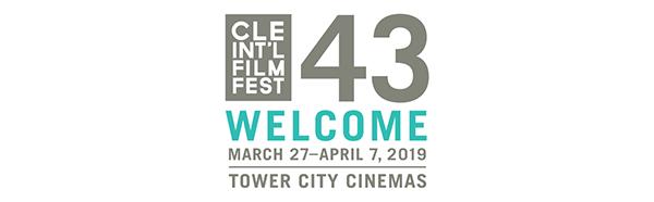 City Club/Cleveland International Film Festival 43 logo