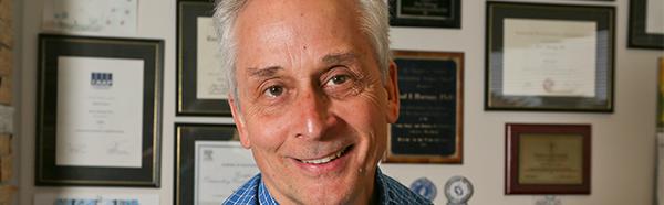 Paul Hartung, Ph.D.,professor of Family and Community Medicine