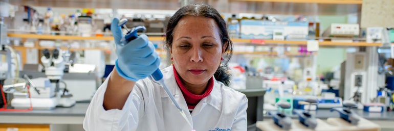 Priya Raman, Ph.D.