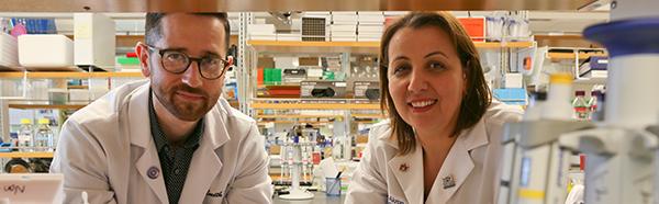 Rachida Bouhenni, Ph.D. and Mathew Smith, Ph.D.