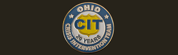 Crisis Intervention Team (CIT) pin