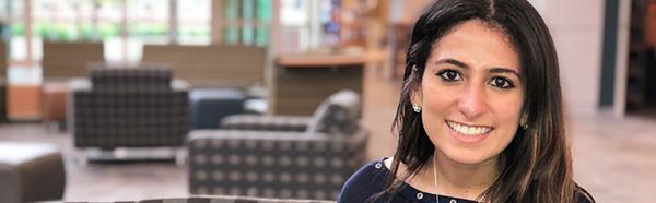Yostina Farid, College of Medicine student