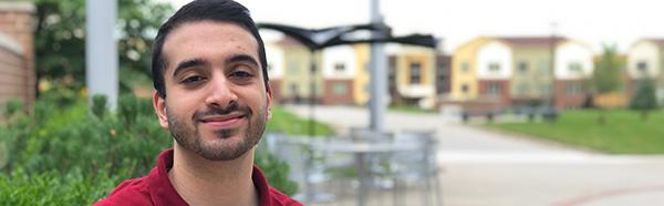 Mohenad Rasoul, College of Pharmacy student