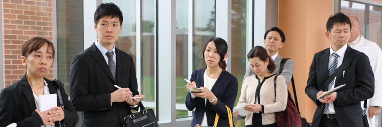 Japanese physicians, pharmacists and allied health professionals