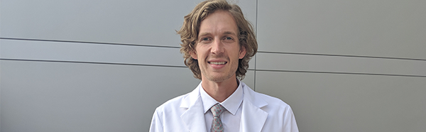 Levi Franson, College of Medicine student