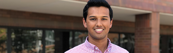 Sriharsha (Harsha) Voleti, College of Medicine student