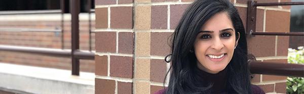 Eesha Zaheer, College of Medicine student