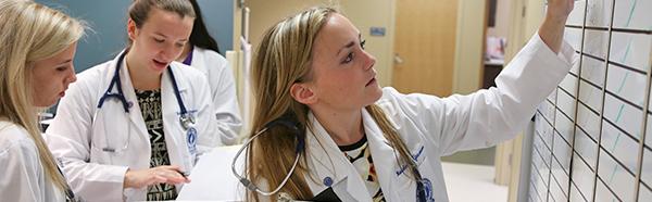 Madeline Goosmann, College of Medicine student