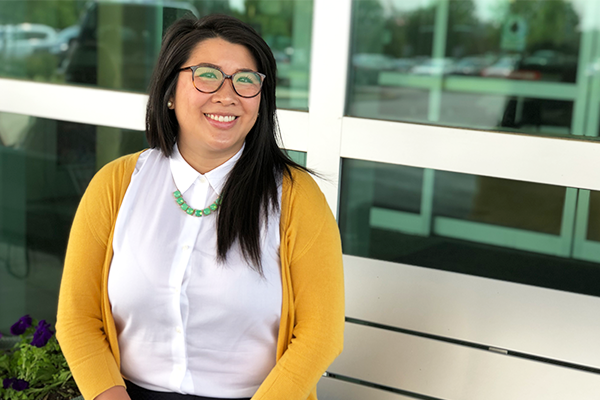 Lily Truong, College of Pharmacy student