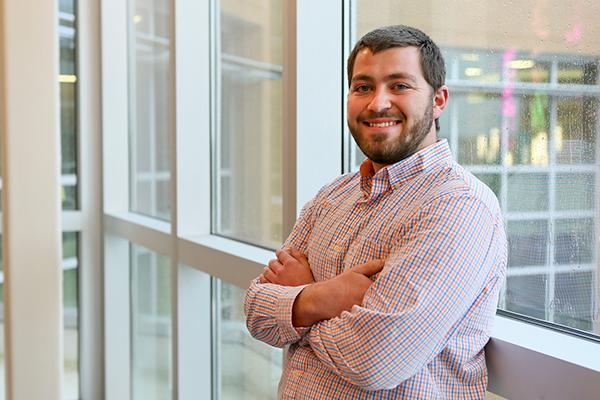 Scott Schmuki, College of Medicine student