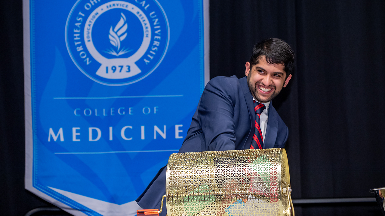 148 College of Medicine Students Learn of Residencies at 2019 Match