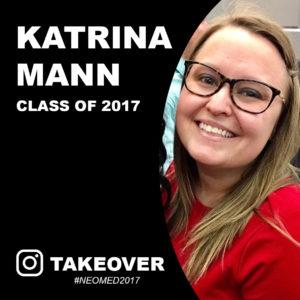 Katrina Mann, Instagram Takeover