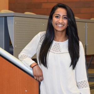 Pallavi Sharma, Medicine Student