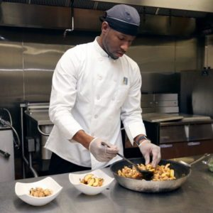 Xavier Smith, Executive Chef