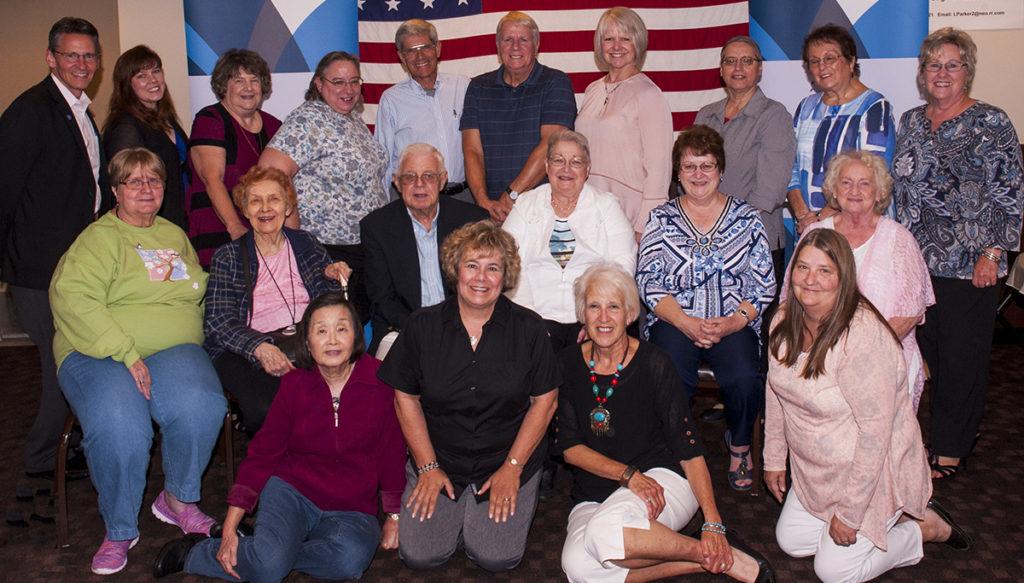 NEOMED retirees
