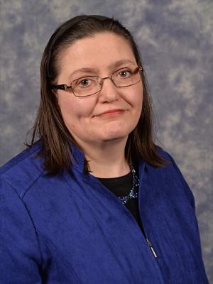 Heather McEwen, MLIS, MS