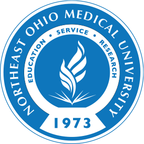 Northeast Ohio Medical University seal