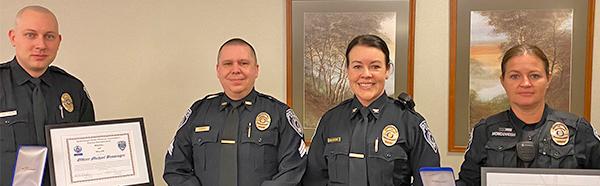 NEOMED Police Officers