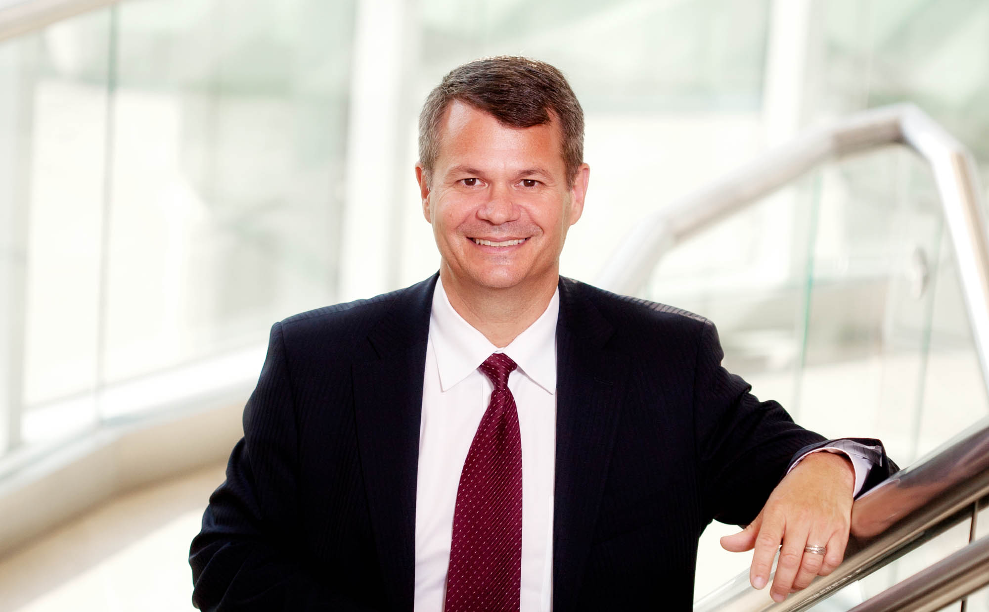 Dr. John Langell, NEOMED's seventh president